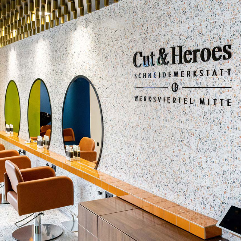 Cut and Heroes