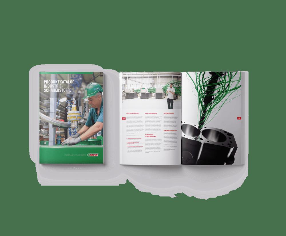 Katalog Werbeagentur
