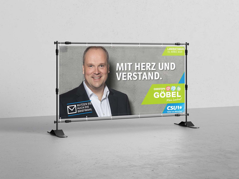 itslive_werbeagentur_münchen_Christoph_Goebel_Zaunbanner